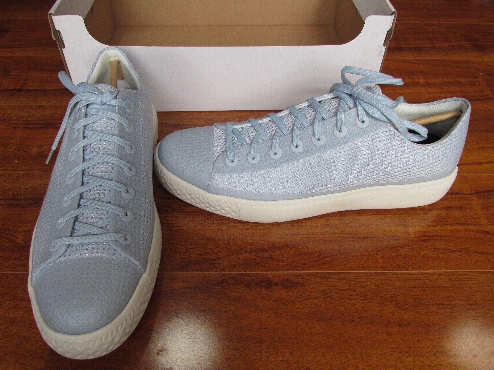 Scarpe casual da uomo NEW Converse Chuck Taylor AS Modern OX Shoes uomoS 12 Porpoise Blue 156650C 0.
