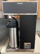 Bunn Vpr Aps Black Pourover Coffee Maker Withairpot