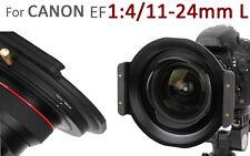 Haida 150er Filterhalter für Canon 1:4/11-24 mm L USM - Bitte Hinweis beachten -