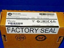 2020 Factory Sealed Allen Bradley 1762 If4 B Analog Input Module Micrologix