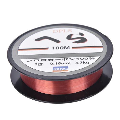 100M//500M nylon Fishing Line Leaders Dawa nylon Lines 1.6-18.4KG  ES Hot Sale