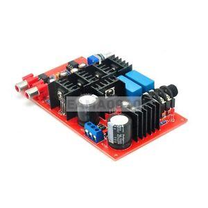 HI-FI Amp Class A NE5534 Headphone Amplifier Board DIY | eBay