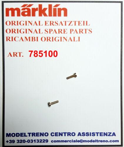 -  SCHRAUBE-ZYL. M2 x 7 2 Stück 2pz MARKLIN 78510 785100  VITE