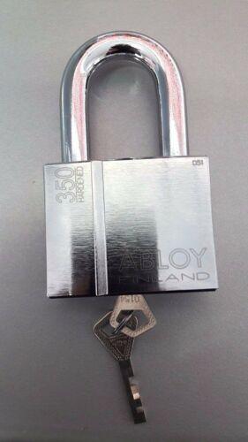 Abloy PL 350 C Steel Padlock 50 mm Shackle Keying Platform Classic 2 Keys
