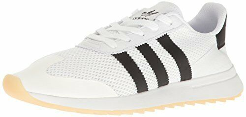 best service c297b 7c0e1 adidas Originals Womens Flashback W Fashion Sneaker Whitebla