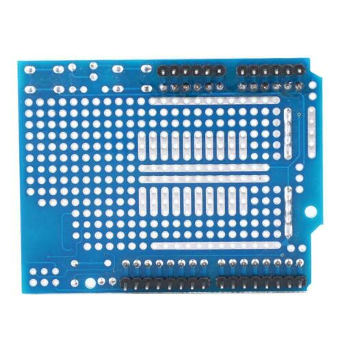 3Pcs//set Proto Shield Prototype Expansion Board LED For  R3