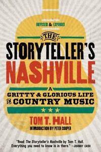 Storyteller-039-s-Nashville-By-Hall-Tom-T-Cooper-Peter