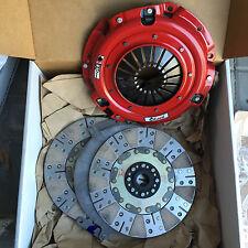McLEOD RXT TWIN DISC CLUTCH 1000-HP GM LS ENGINE T56 6-SPEED