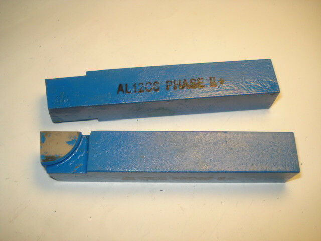 AL-6 GRADE C6 CARBIDE TIPPED TOOL BIT