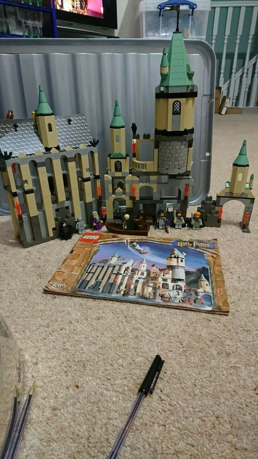 Lego Harry Potter Hogwarts Castle set 4709