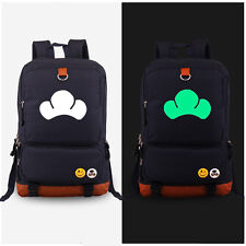 SIX SAME FACES Mr.Osomatsu San School Shoulder Bag Cosplay Luminous Backpack New