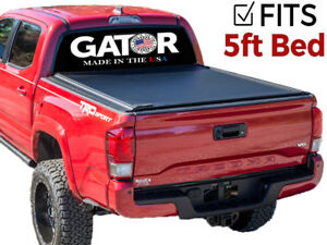 Toyota Tacoma Bed Cover >> Gatortrax Gloss Fits 2016 2019 Toyota Tacoma 5 Ft Retractable