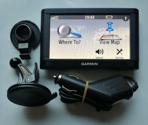 """5/"""" Garmin Nüvi ® 52 GPS SAT NAV últimas 2020 Reino Unido y Francia España Portugal Mapas IRE"""