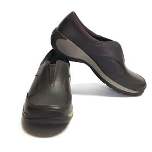NEW-Merrell-Encore-Q2-Moc-LTR-Women-9-5-40-5-Fashion-Sneaker-Brown-Leather