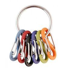 NITE IZE S-Biner Steel Schlüsselhalter Schlüsselring Color KeyRing