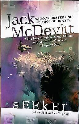 1 of 1 - Seeker (Alex Benedict), Jack McDevitt, Used; Acceptable Book