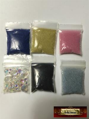 M01396-lb MOREZMORE 1 lb Microbeads GLASS BLACK 3mm Micro No Hole Beads 007L