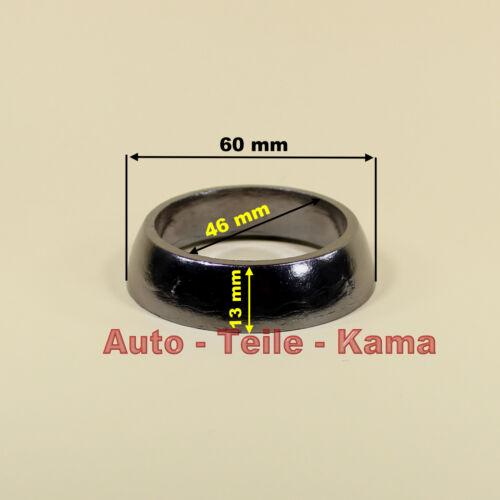 Graphit -Dichtring für Opel ,MSD,ESD KAT Auspuff  Dichtung Abgasrohr