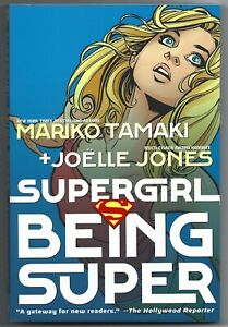 Supergirl Being Super 2020 Unread Graphic Novel Mariko Tamaki Joelle Jones DC
