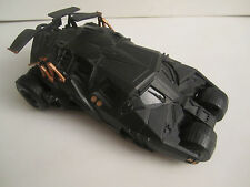 Mattel RC Vehicle Batman Dark Knight Batmobile Tumbler 2007 Tyco 27 MHz M2597