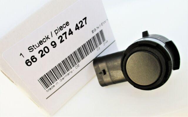 MINI F54+F60 COOPER//ONE FRONT/REAR PDC PARKING SENSOR BLACK GENUINE NEW 9274427