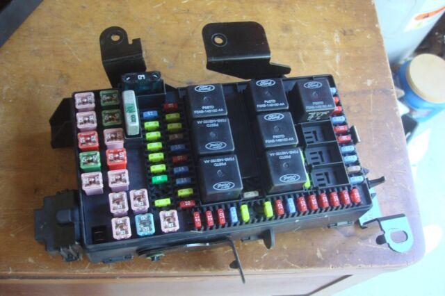 2002 02 FORD SUPER DUTY EXCURSION F250 F350 FUSE BOX BLOCK ...