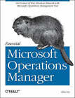 Essential Microsoft Operations Manager by Chris Fox (Paperback, 2006)