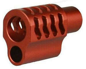 Details about US SELLER!!! 1911  45 ACP Muzzle Brake Compensator Anodized  Red Color