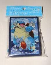 Aerodactyl Sealed Japanese Pokemon Official Sleeve 64 Sleeves