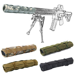 Tactical-Silencer-Quick-Release-Cover-Rod-Protective-Cover-Suppressor-Cover
