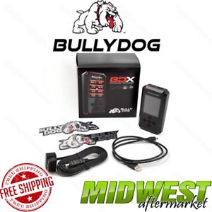 Details about Bully Dog BDX Tuner Programmer For 2013-2016 Ford F250 F350  6 7L Powerstroke