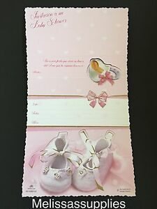 35 Invitaciones Baby Shower Para Niña Español Its A Girl Invitation
