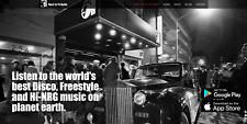 Radio Station Business Global Streaming