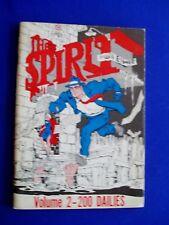 "Eisner Spirit Dailies Vol 2 ""200 Dailies"". 1978 edn."
