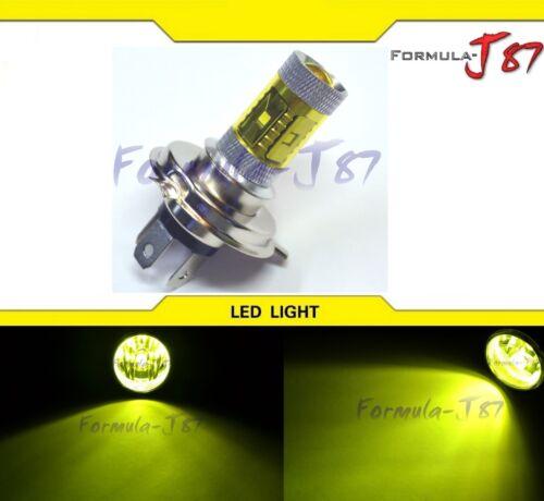 LED 30W HS1 Yellow 3000K One Bulb Head Light Show Use Lamp Plug Play Bike ATV OE