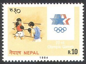 Nepal-1984-Olympic-Games-Olympics-Sports-Boxing-Animation-1v-n40507