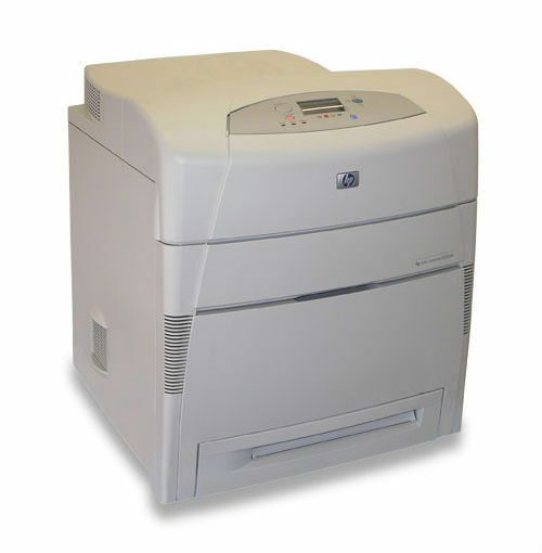 LASERJET 5500N DRIVERS FOR PC