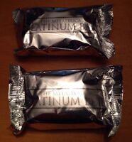 Melaleuca Platinum Bar Soap Lot Of 2 4.5 Oz. Each Aloe Glycerin