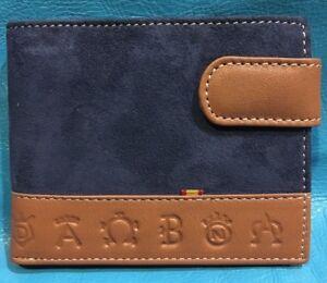 Cartera-de-Piel-Vacuno-Hombre-Azul-Cuero-Nobuck-Piel-de-Ubrique-Hand-Made