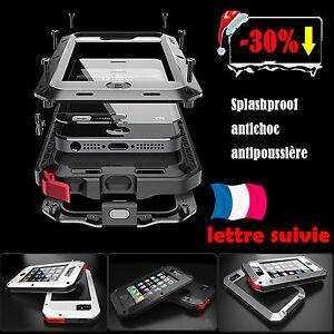 Housse-Etui-Coque-Bumper-Waterproof-Gorilla-Anti-Choc-iPhone-4S-5-6-6S-7-Plus-SE