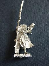 Eternal guard command musician with horn citadel games workshop wood elves elf