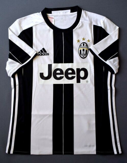 Juventus Jersey 2016 2017 Home 1314 y Youth Shirt Football Maglia Adidas ig93