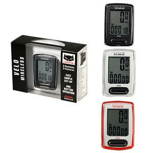 CATEYE-Bike-CC-VT230W-Velo-Wireless-Digital-Computer-Speedometer-8-Functions