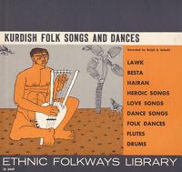 Various Artists - Kurdish Folk Songs / Various [new Cd] on Sale