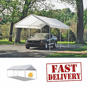 one promo garages financing tech single toll two inc portable free car tarp garage or cover rv