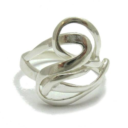 STYLISH STERLING SILVER RING SOLID 925 EMPRESS R000976