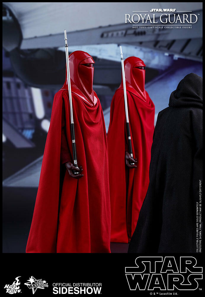 STAR WARS Episode VI Royal Guard 1/6 Action Action Action Figure MMS469 Hot Toys Sideshow ROTJ bbe702