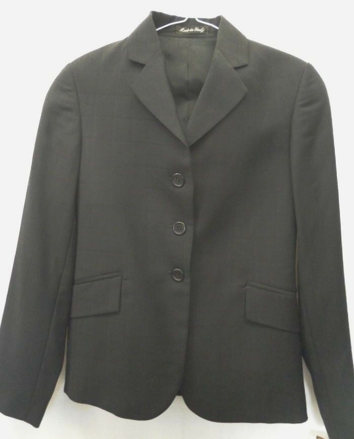 Girls Hunt Coat by TaylGoldt Sportsman in Navy Größe 12R