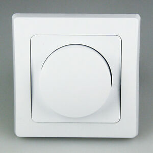 Das Bild Wird Geladen LED Dimmer Drehdimmer Schalter 230V 20 300W Fuer