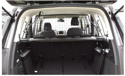 2015 Hundegitter Trenngitter Kleinmetall Masterline Passform Ford Galaxy ab Bj